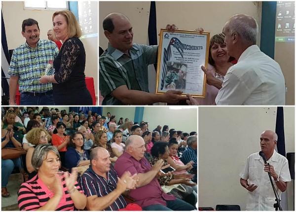 Universidad de Camagüey celebra con resultados el Día de la Ciencia cubana