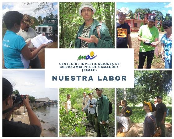 2020, año intenso para el Centro de Investigaciones de Medio Ambiente de Camagüey