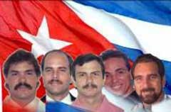 Mensajes de antiterroristas cubanos por deceso de Chávez