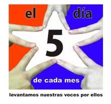 Desde redes sociales piden regreso a Cuba de cinco antiterroristas