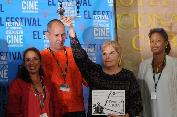 Festival Internacional de Cine de La Habana entrega sus premios colaterales