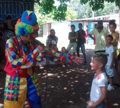 Circo Areito en funciones desde el Teatro Avellaneda