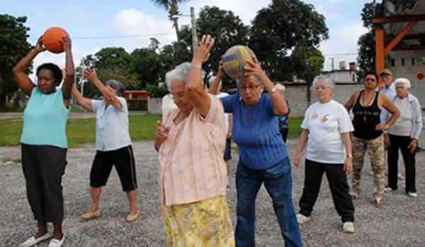 Instan en Camagüey a estimular una longevidad satisfactoria