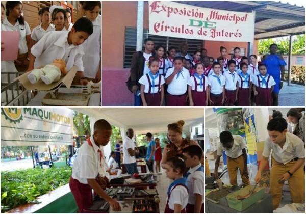Escuelas camagüeyanas retoman acciones de formación vocacional y orientación profesional