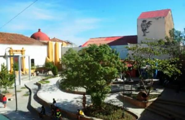 Ciudad de Camagüey, legendaria y maravillosa
