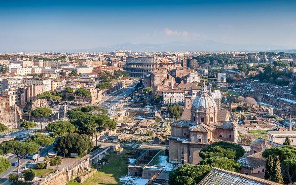 Roma festeja su cumpleaños dos mil 771