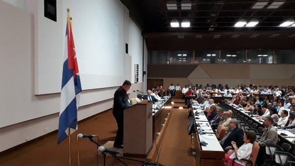 Ratifican economistas cubanos compromiso con la construcción del Estado socialista de Derecho