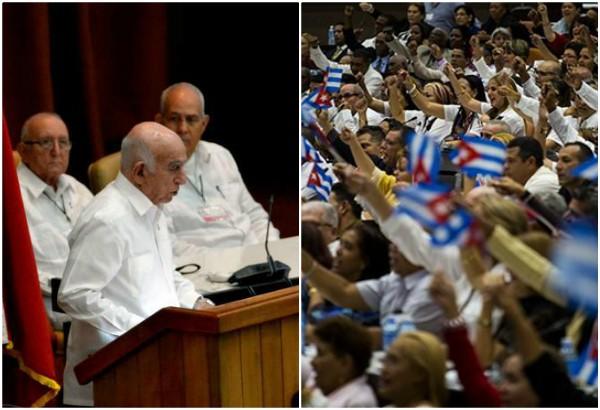 Destaca Machado Ventura papel del movimiento sindical cubano en actuales circunstancias