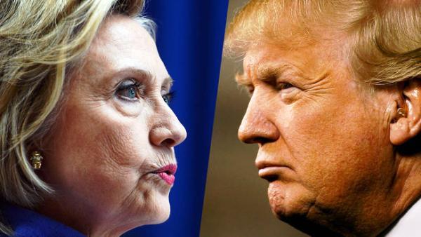Clinton respalda organizaciones opuestas a Trump