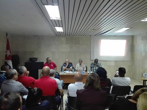 En camino a una mayor eficiencia División Territorial de Copextel en Camagüey