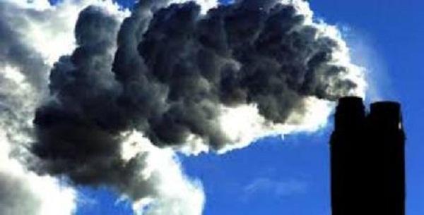 Marcan récord gases de efecto invernadero en la atmósfera