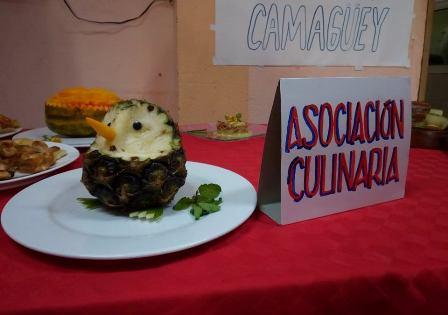 Celebran la cocina camagüeyana desde Asociación Culinaria en la provincia (+Fotos)