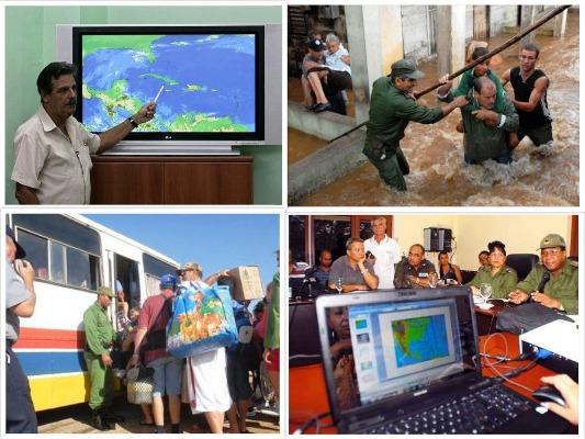 Cuba comparte experiencias en cita sobre Riesgos de Desastres
