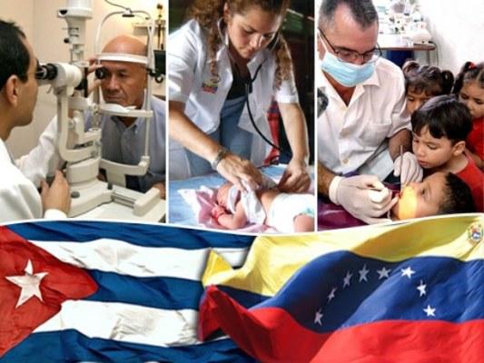 Agradece diplomática respaldo de Cuba a Venezuela