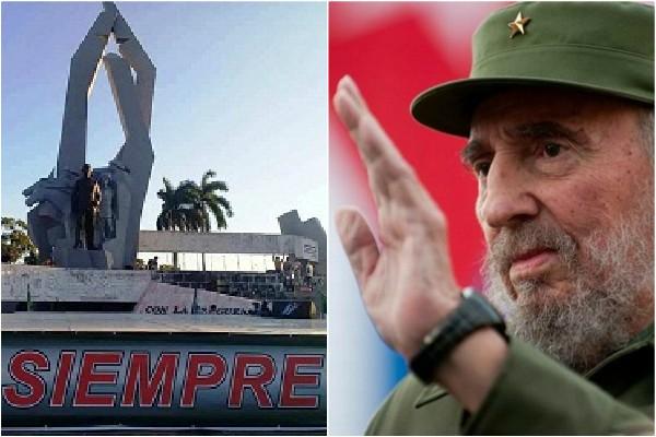 Juventud camagüeyana honrará a Fidel en velada político-cultural