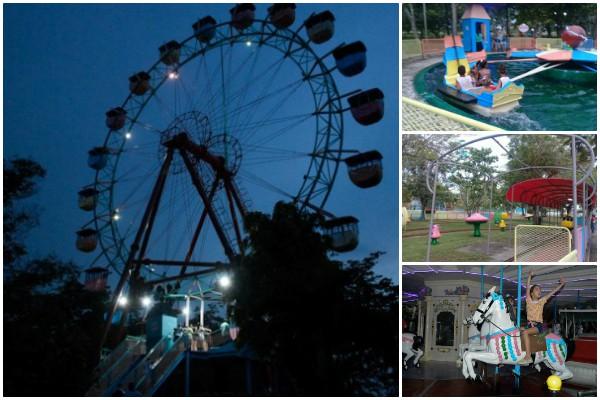 Con imagen y servicios renovados, abre sus puertas parque de diversiones Camilo Cienfuegos