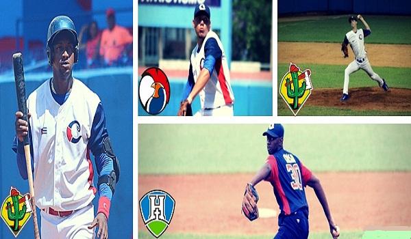 Camagüeyanos refuerzan tres equipos en segunda fase del campeonato cubano de Béisbol