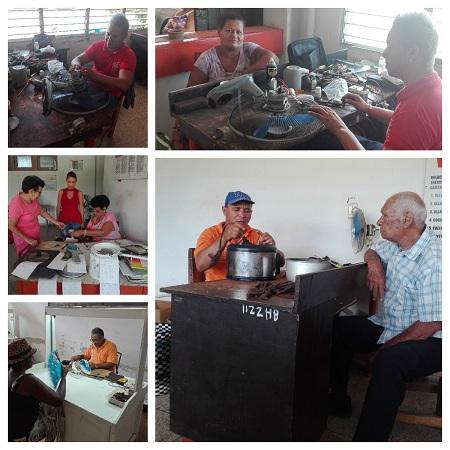 Talento innovador garantiza en Camagüey servicios técnicos, personales y del hogar