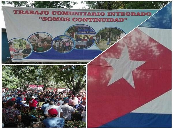 Avanza trabajo comunitario integral en Camagüey desde la comunidad de Camalote (+ Post)