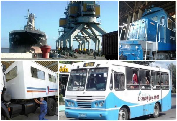 Trabajadores del Transporte en Camagüey por reanimar prestación de servicios