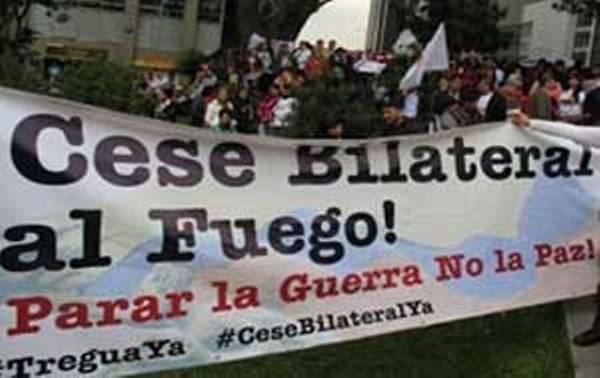 Comprobarán ONU y CELAC cese el fuego bilateral en Colombia