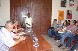 Celebran en Camagüey Segundo Coloquio sobre vida y obra de Fidel