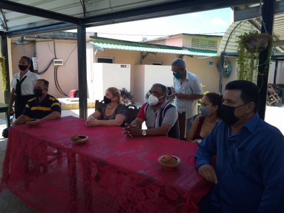 Avanza en Camagüey proceso de perfeccionamiento en la gastronomía estatal (+ Fotos)
