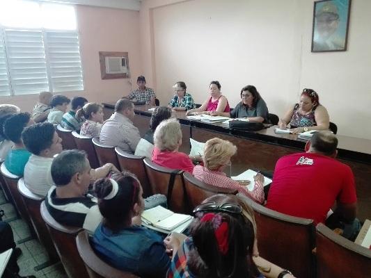 Analizan en Camagüey programas prioritarios del desarrollo local