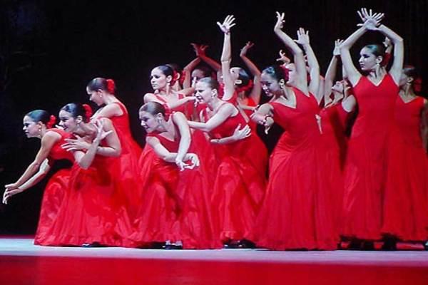 Con Fuerza y compás festejará su aniversario 26 Lizt Alfonso Dance Cuba