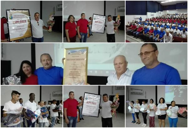 Reconocen a municipios de Camagüey destacados en los Servicios Comunales