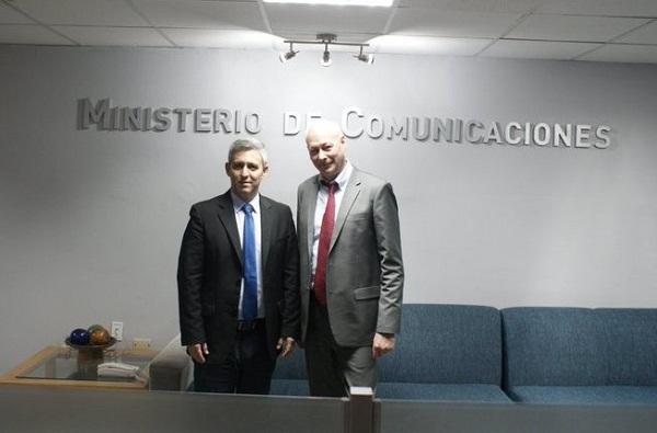 Evalúan Cuba y Rusia colaboración en área de Telecomunicaciones
