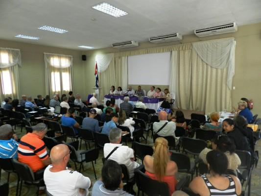 Comunicadores sociales de Camagüey acuerdan mayor protagonismo en nuevo modelo económico cubano