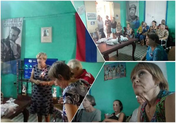 Rememoran en Camagüey triunfo de la Revolución Socialista de Octubre