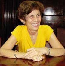 Científica cubana expone sobre vacuna contra meningitis