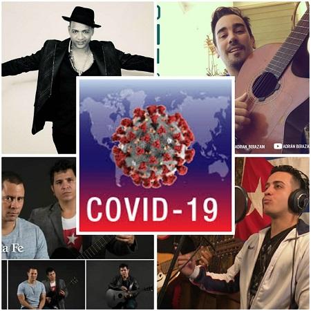 Música y arte se unen en Cuba contra la COVID-19 (+ Videos y audio)