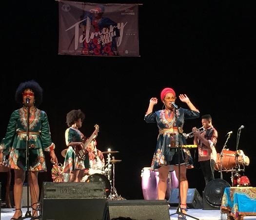 Disfrutaron los camagüeyanos del concierto de la rapera Telmary (+ Fotos)
