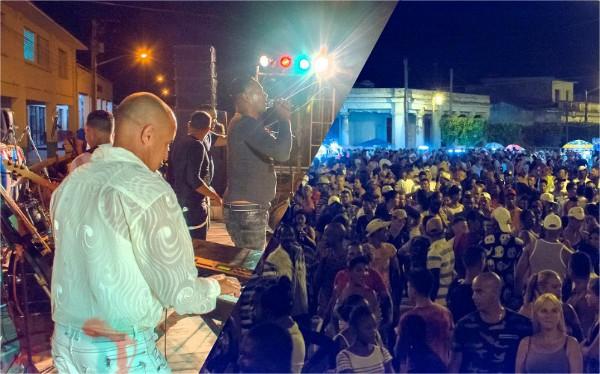 La Maravilla puts music to the Camagüey´s youth entertaining