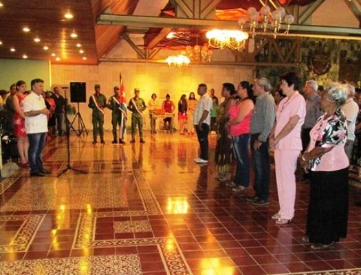 Reconocen en Camagüey a trabajadores destacados de diversos sectores (+Fotos)