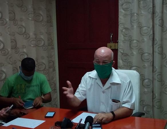 Camagüey con 33 casos de la Covid-19, diez de ellos de alta médica
