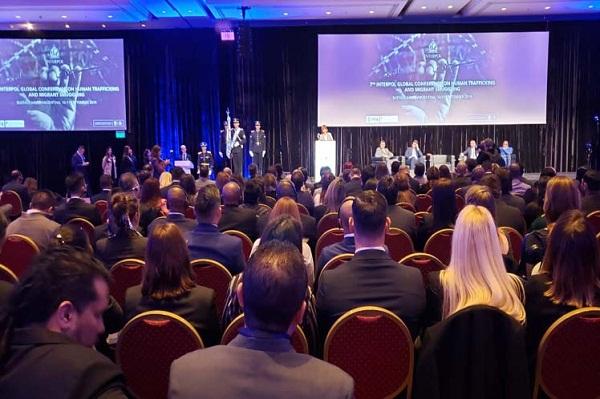 Sesiona en Argentina Conferencia Mundial sobre Trata de Personas