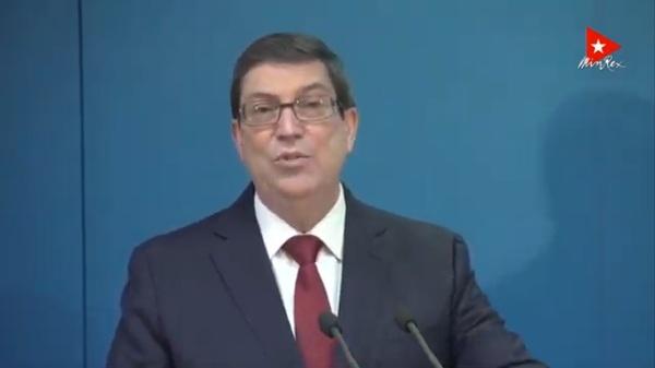 Bruno Rodríguez: EE.UU. no nos hará ceder un ápice (+Video)