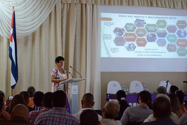 Alto valor científico marcó debates de foro internacional en Camagüey