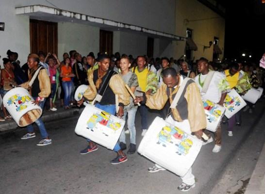 Se alistan congas camagüeyanas para el San Juan