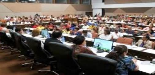 Concluyeron en Cuba foros internacionales de Educación Especial y Primaria
