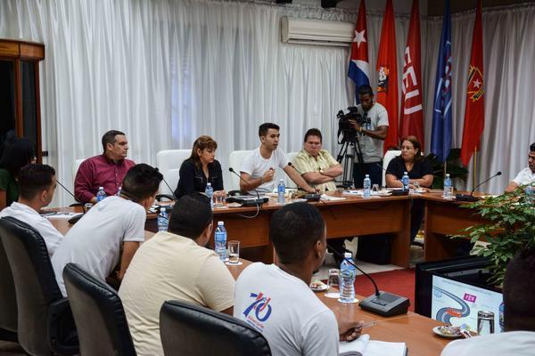 Universitarios cubanos desarrollarán un Congreso de unidad, continuidad y soluciones