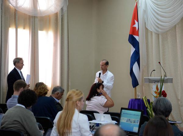 Tratamiento del cáncer entre temas del Congreso BioProcess en Camagüey