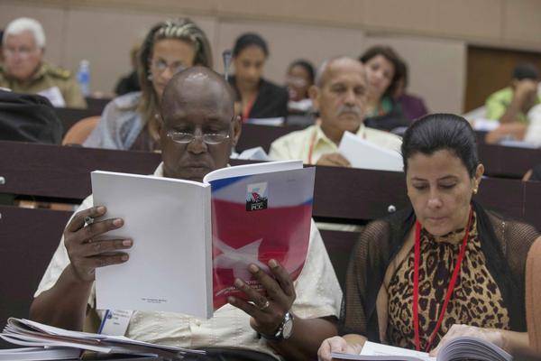 Marcado por voces de toda Cuba el VII Congreso del PCC