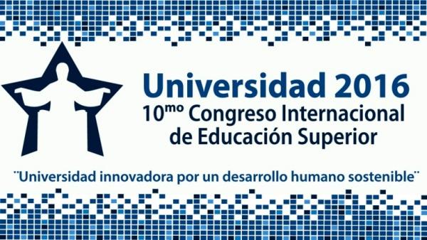 Universidad 2016 por la innovación y el desarrollo sostenible