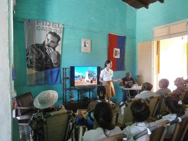 Comunidad de haitianos y descendientes rememoran en Camagüey Crimen de Cortaderas