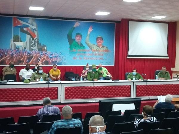 Aumenta Camagüey capacidades para el aislamiento ante rebrote de la Covid-19